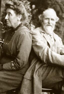 William and Evelyn de Morgan